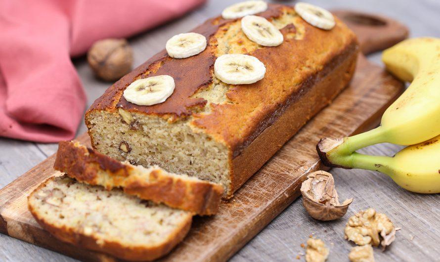 Le pain végétalien à la banane : une recette que vous devez absolument essayer