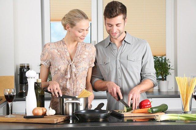 Quelques astuces pour faire votre cuisine rapidement et sainement