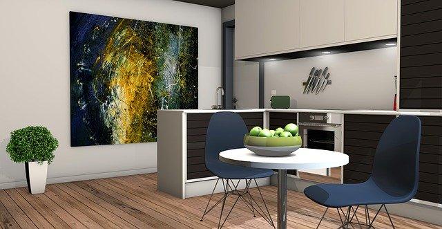 Quelle peinture devez-vous choisir pour votre cuisine ?
